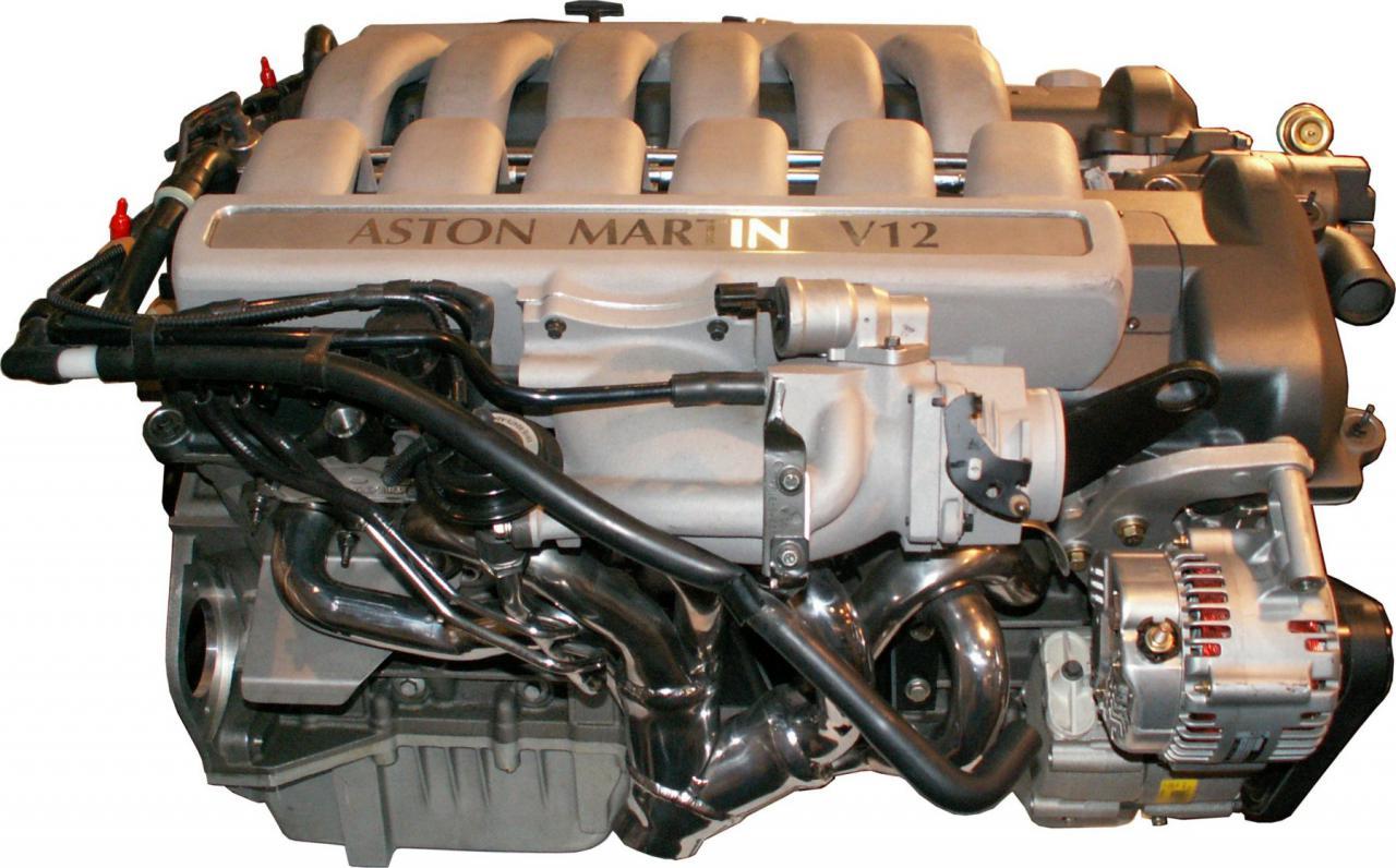 Aston Martin V Motor