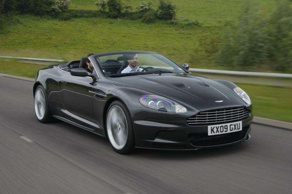 Time To Buy Aston Martin DBS - How many aston martin dbs were made