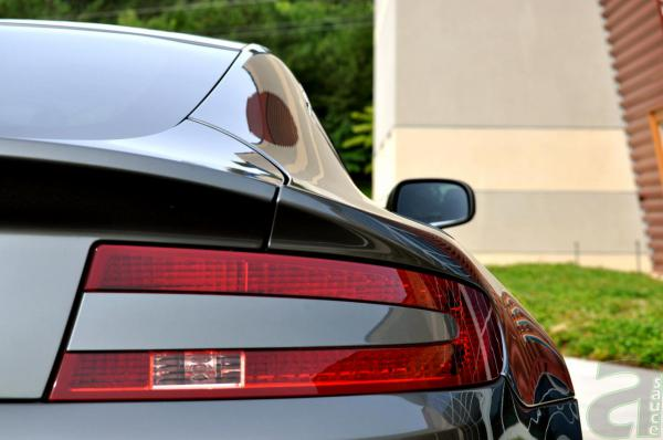 aston martin db9 manual production numbers