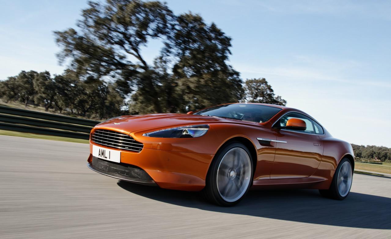 Time To Buy Aston Martin Virage 2011 To 2012