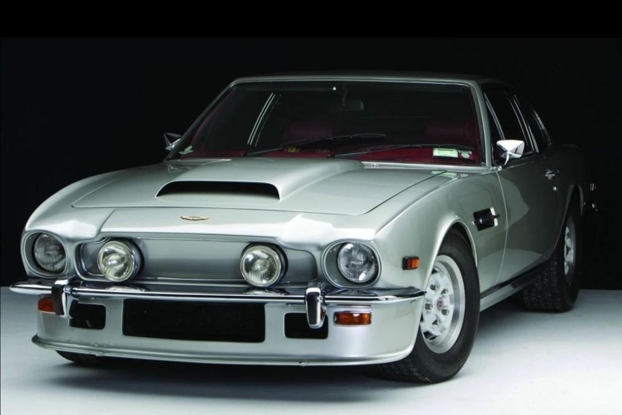 Aston Martin V8 Buying Guide 1972 1989
