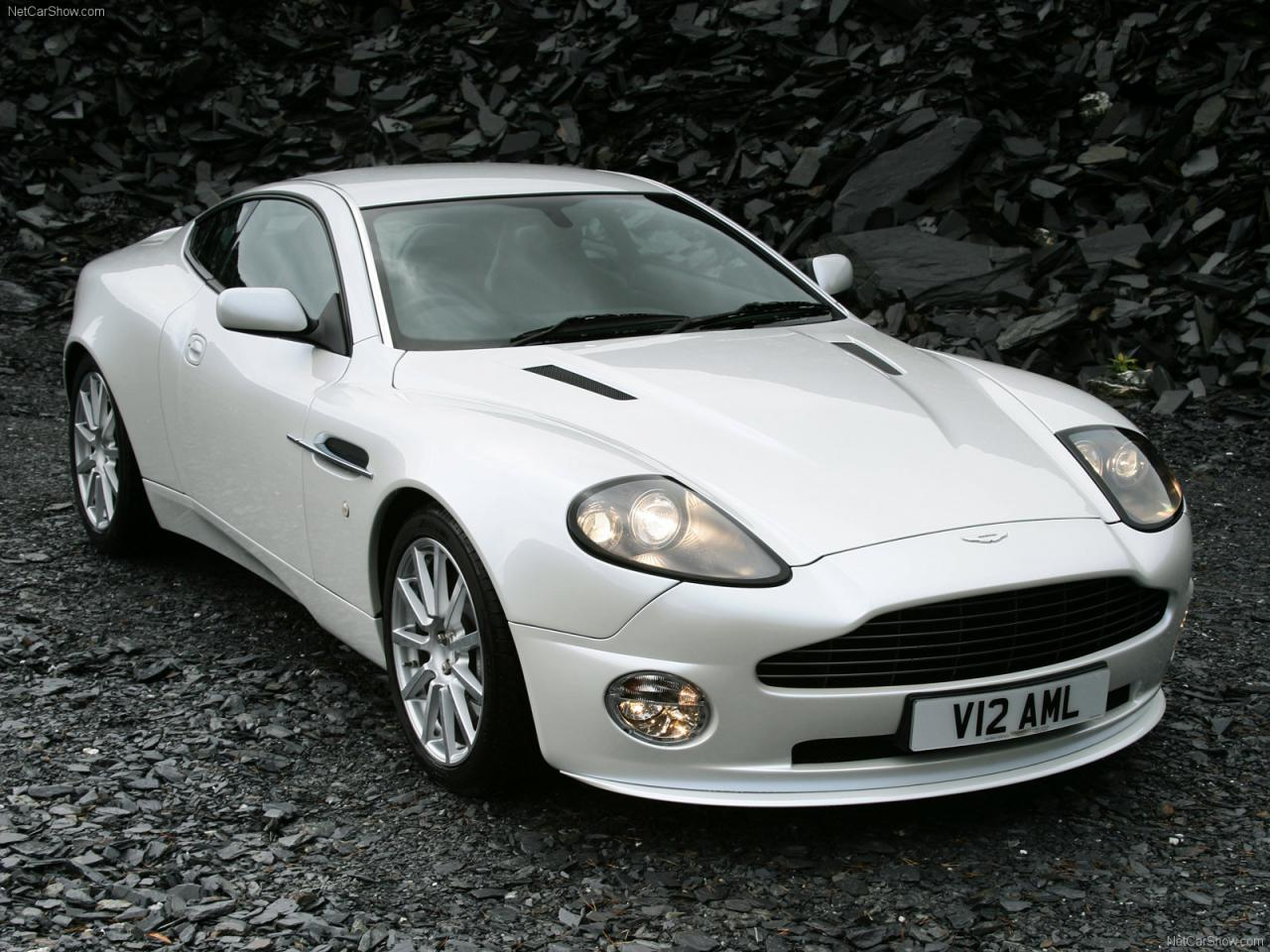 Aston Martin Vanquish Buying Guide - 2001 aston martin vanquish