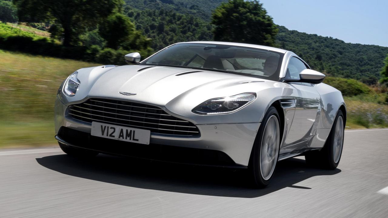 Aston Martin DB Review - Aston martin near me