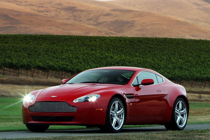 What It Cost Owning An Aston Martin For A Year - Cost of an aston martin
