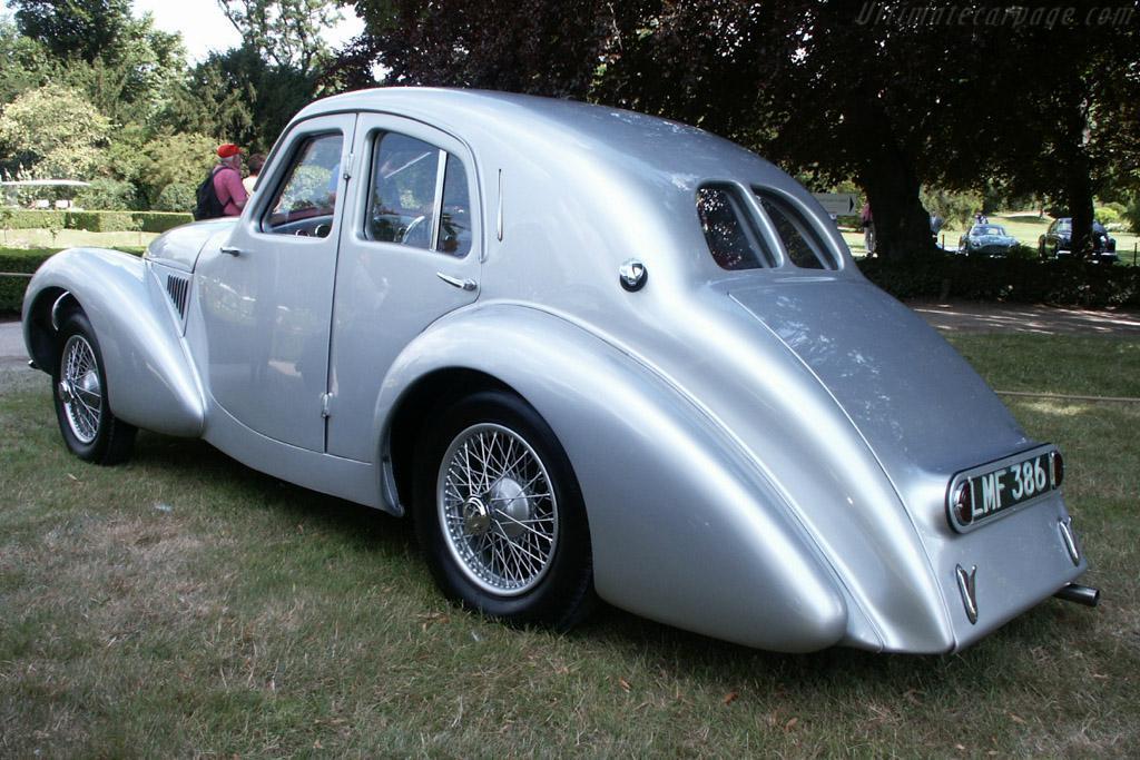 Aston Martin Atom 1939