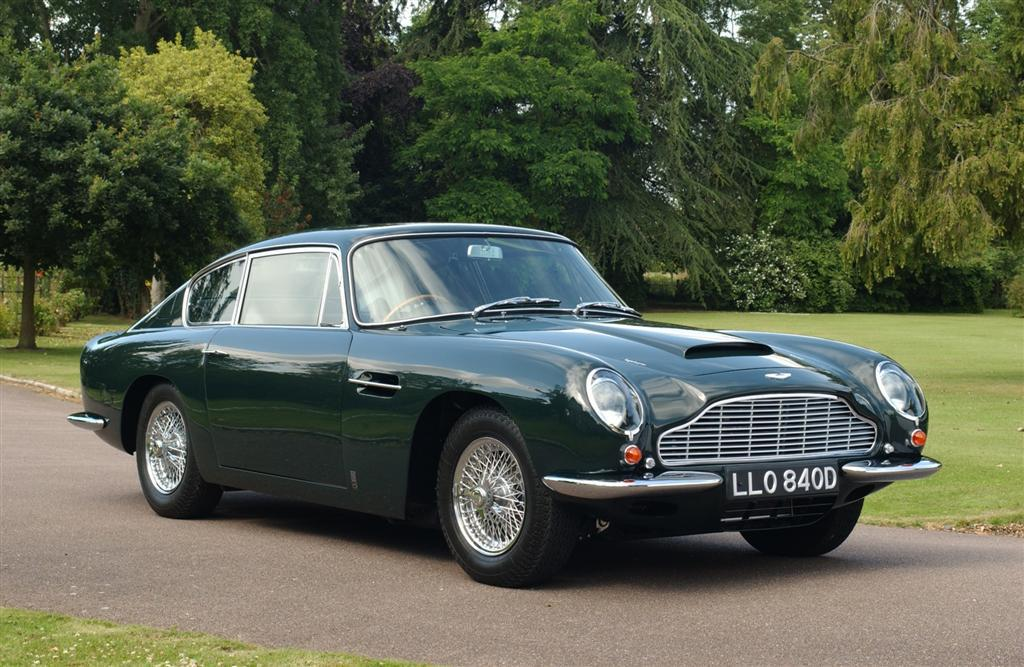 Aston Martin DB Buying Guide - Aston martin db6 for sale