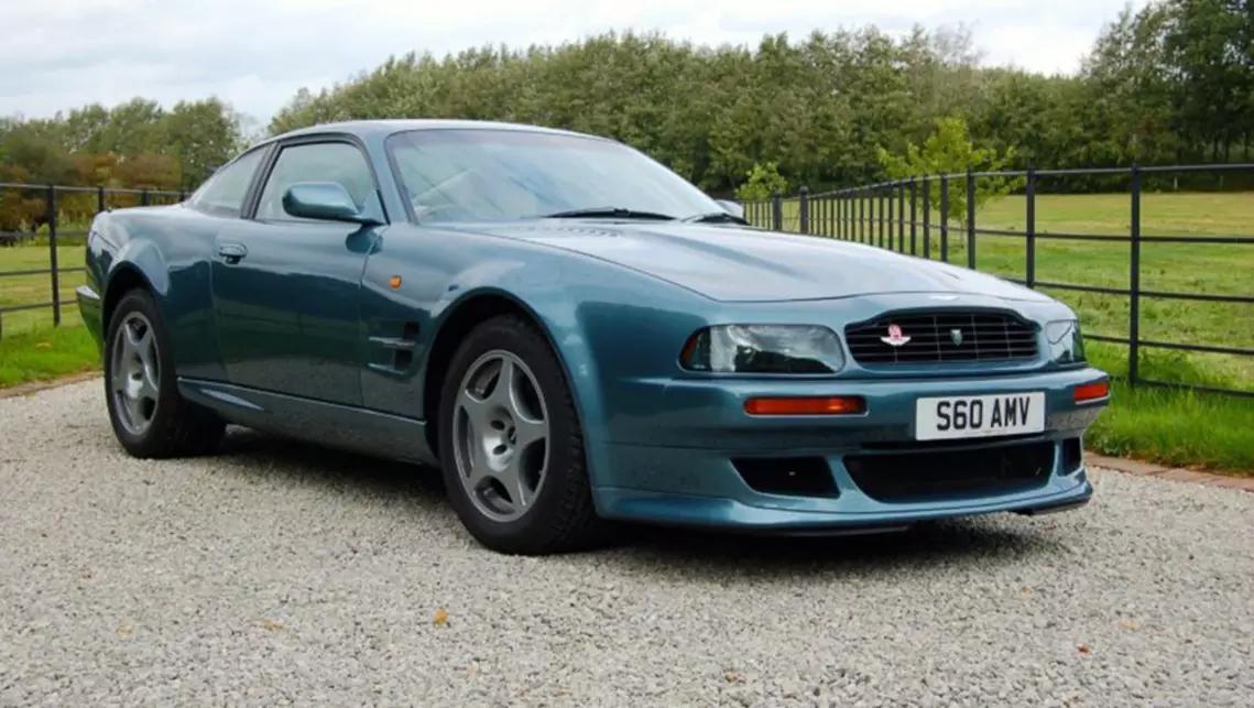 Aston Martin Vantage V550 V600 Le Mans Buying Guide 1992 2000