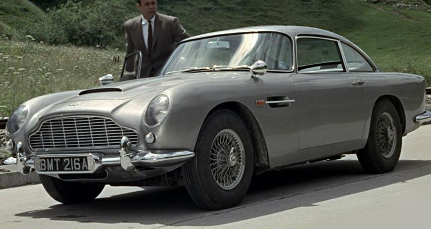 James Bond S Db5