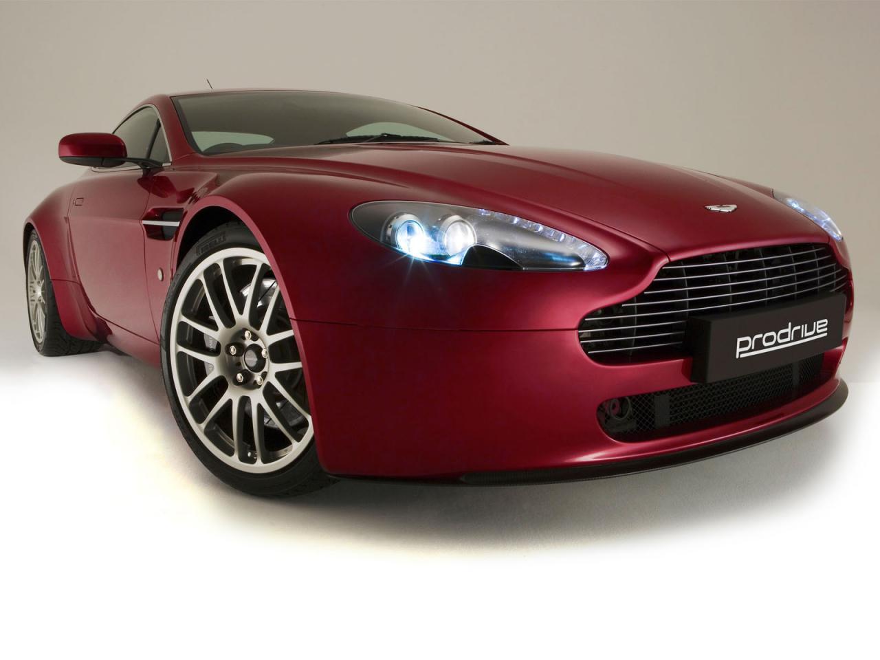 Aston Martin Vantage Prodrive