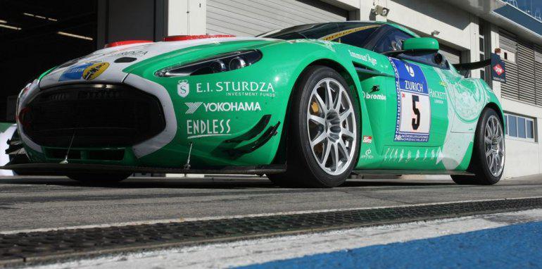 Aston Martin V12 Zagato Vantage Gt4 Review