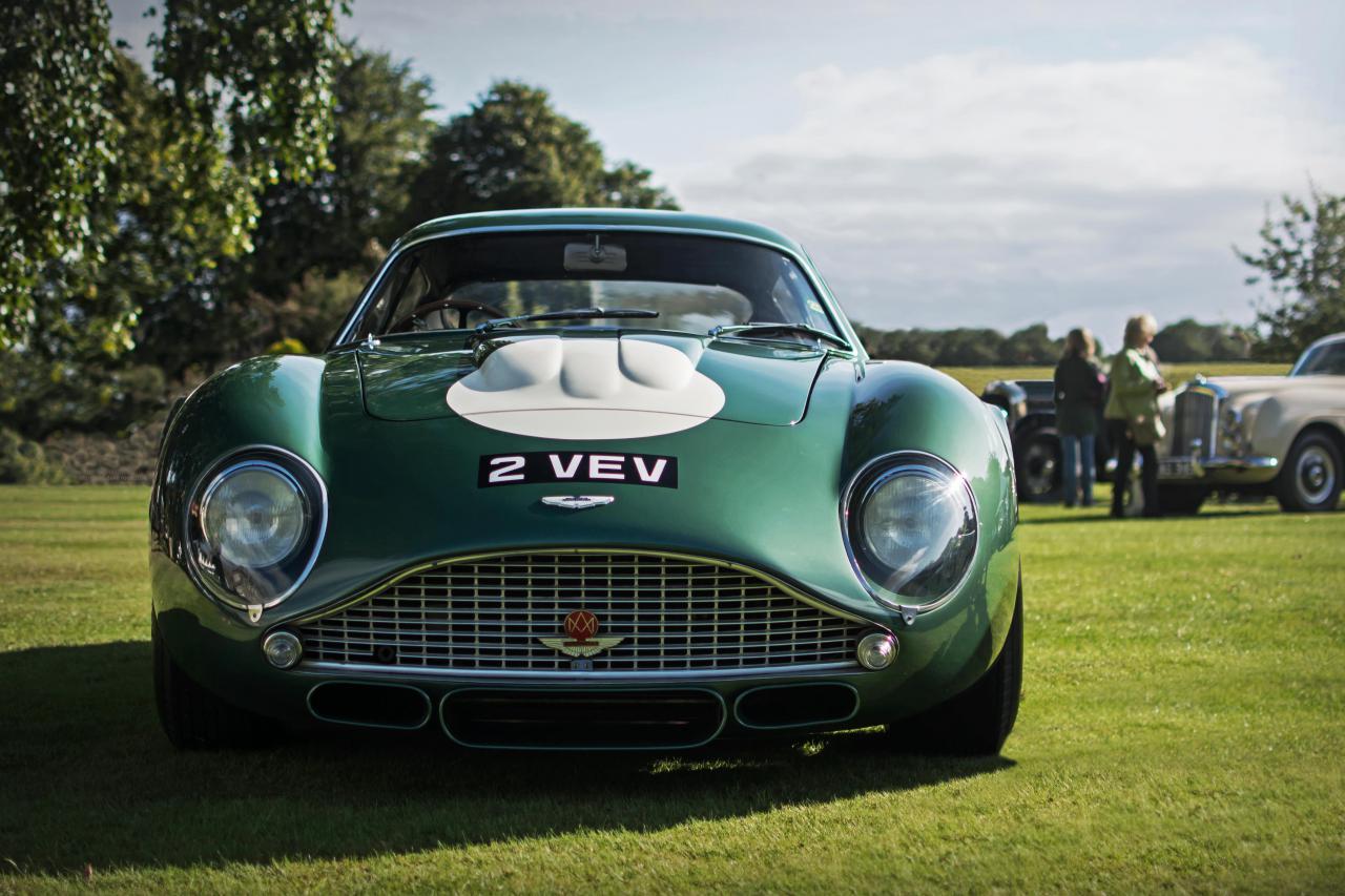 All Types aston db4 zagato : Aston Martin DB4GT & DB4GT Zagato