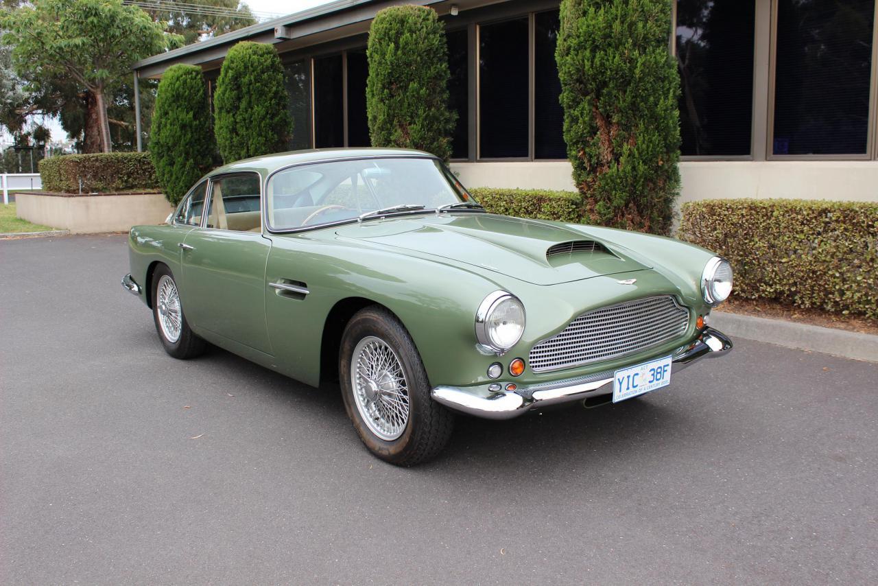 Aston Martin Db4 Buying Guide 1958 1963