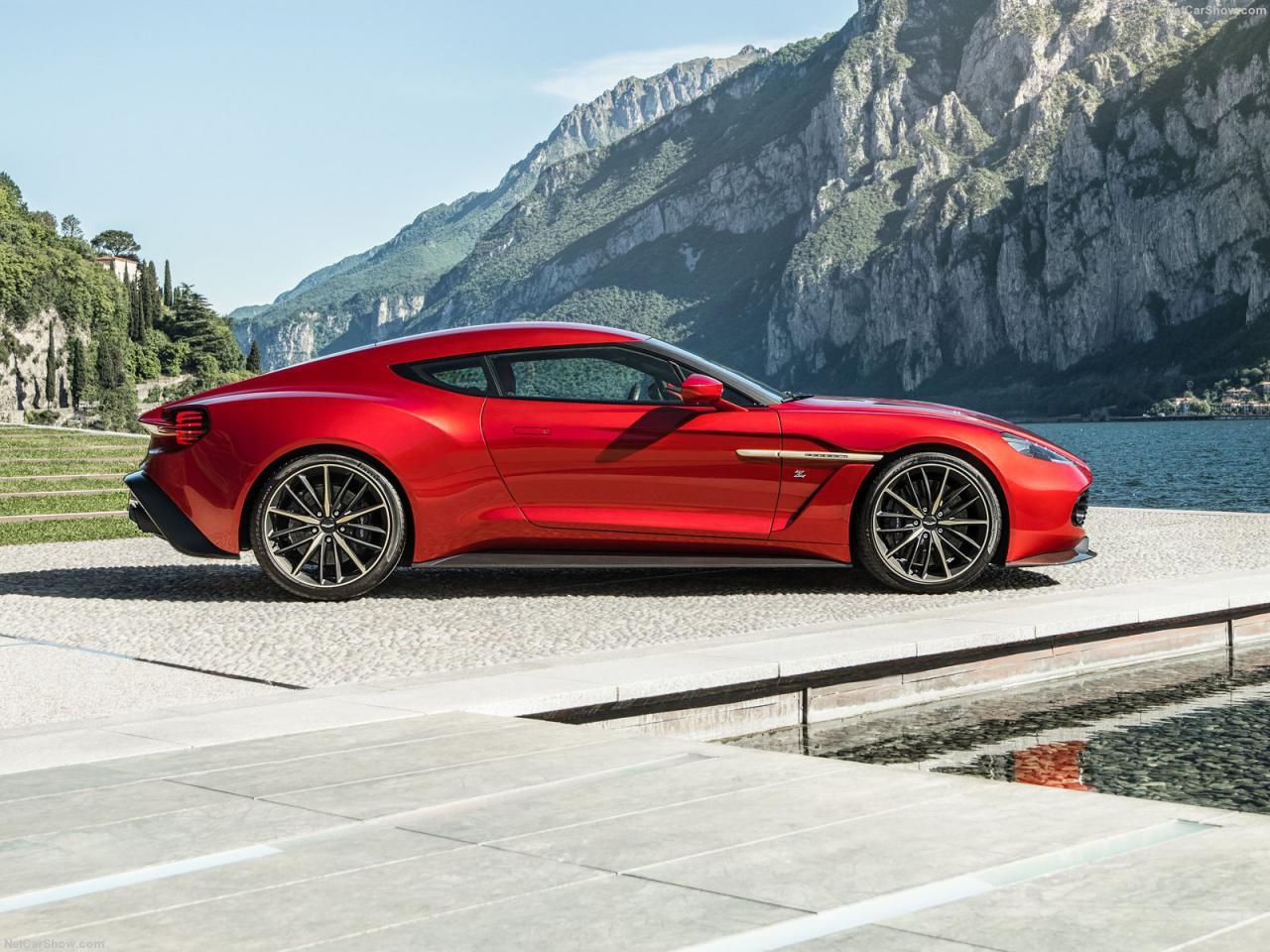 Aston Martin Vanquish Zagato (2017)
