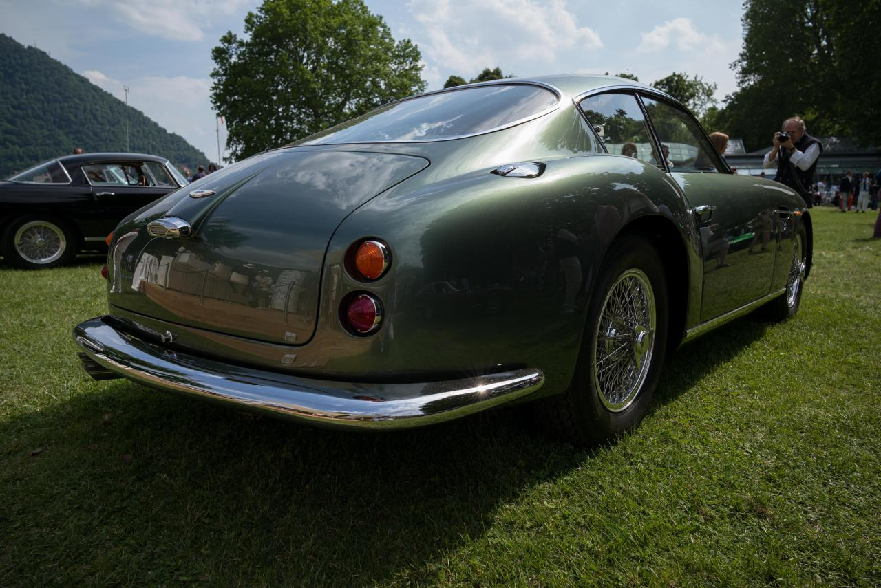 evanta aston martin db4 gt zagato. Black Bedroom Furniture Sets. Home Design Ideas