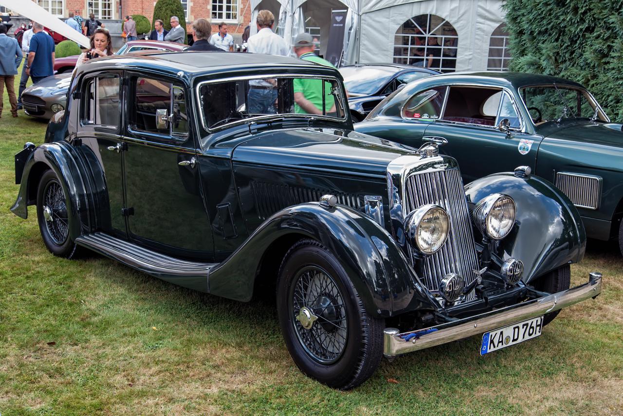 1938 aston martin 2-litre 15/98 4-door saloon (1938 aston martin 15