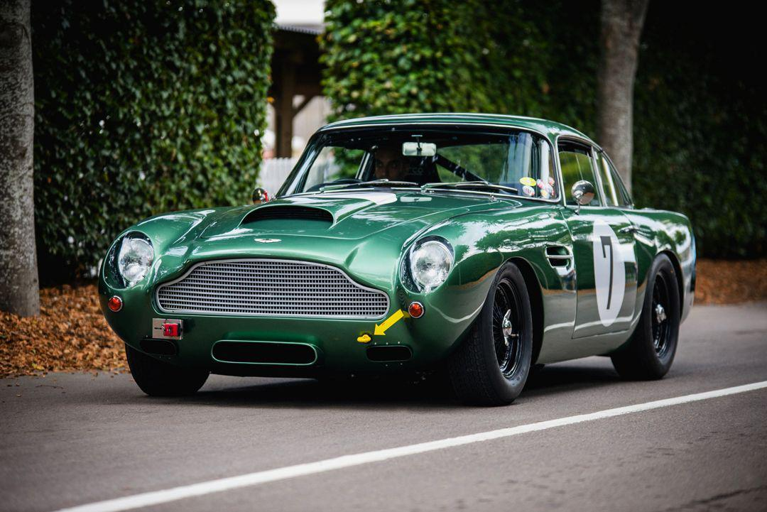 Aston Martin Db4 Gt Is Reborn 2016