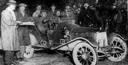 1914 Aston Martin Coal Scuttle 9