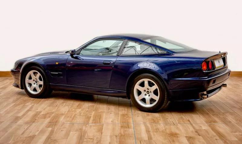 1996 Aston Martin V8 Vantage V600 Schranka09