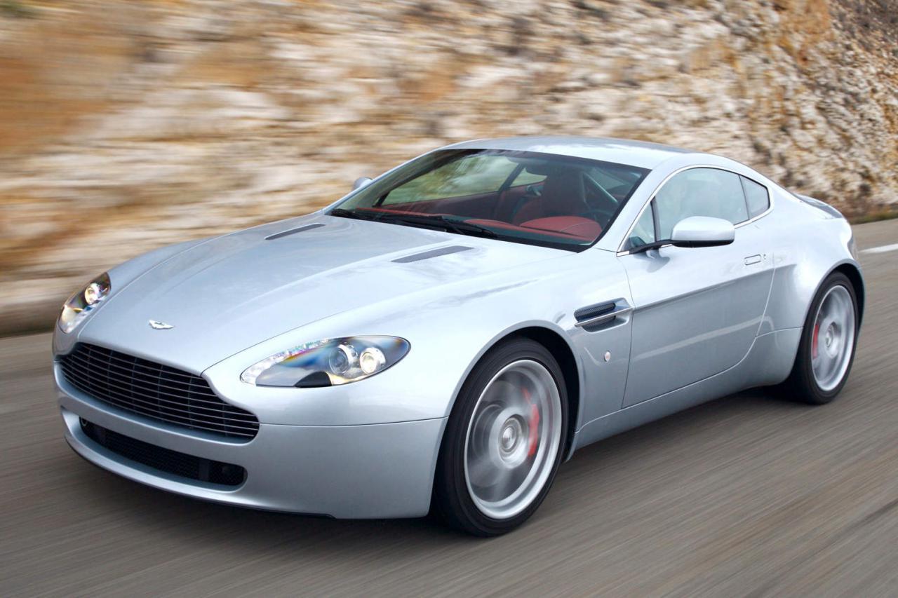 Aston Martin Vantage I