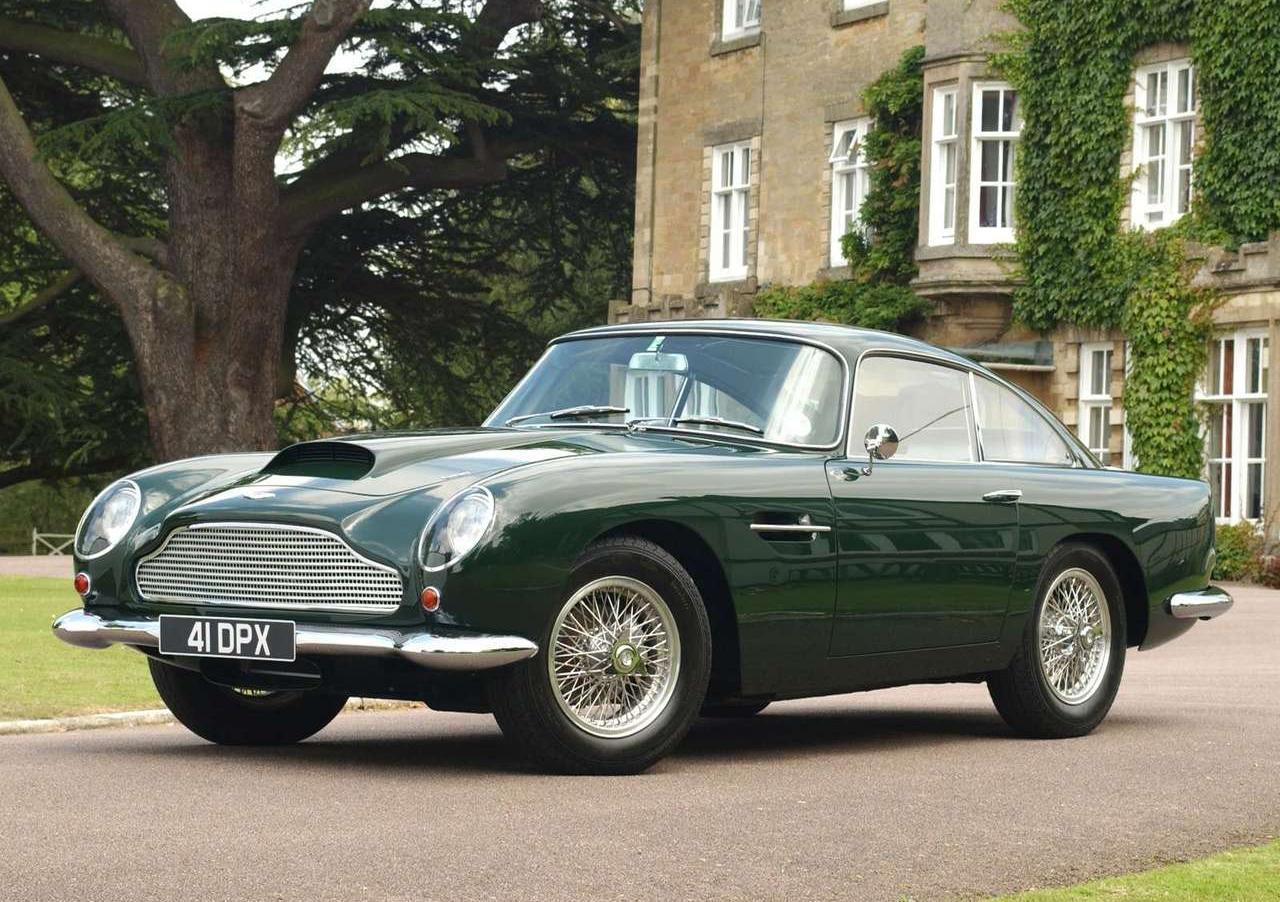 Photo gallery - Aston Martin DB4 GT